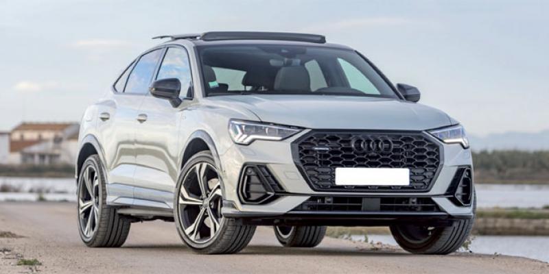 Q3 et Q3 SB: Coup double pour Audi
