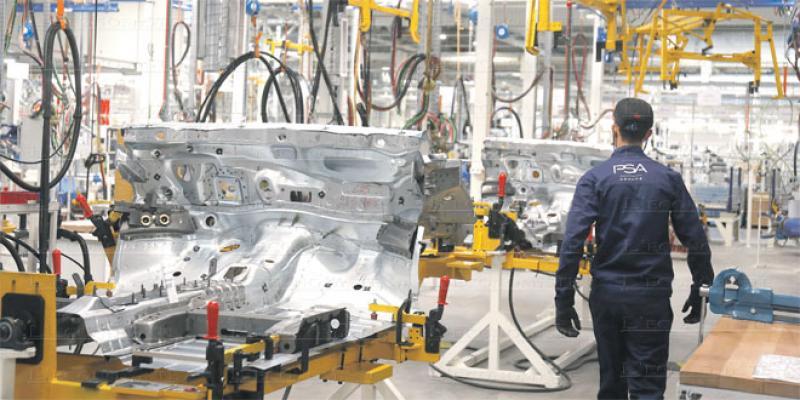 Automobile: De nouveaux équipementiers attendus à Kénitra