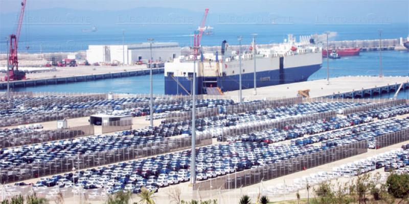 L'automobile double ses revenus à l'export en 5 ans