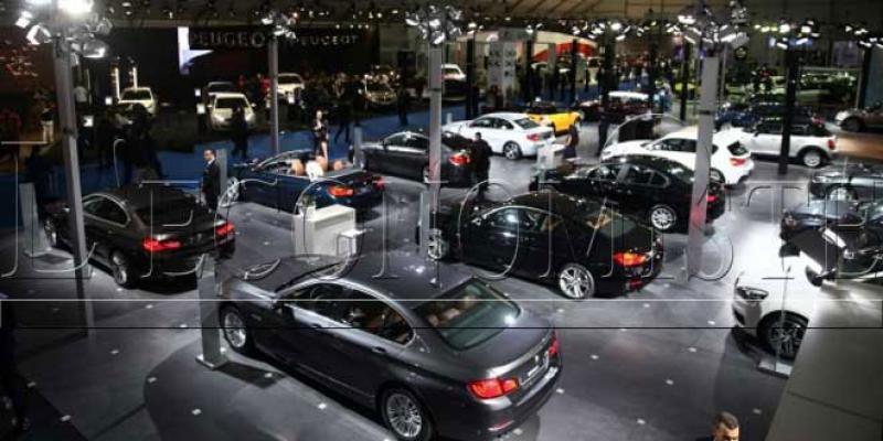 Automobile: 3% de croissance des ventes attendue pour 2018