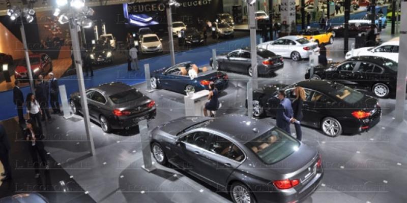 Automobile: Le repli des ventes décélère