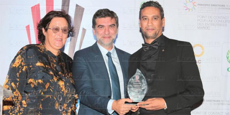 Droit des affaires/L'Economiste lauréat des Awards LexisNexis