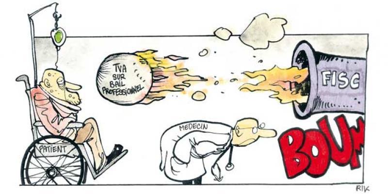 Bail professionnel: TVA, le coup de massue!