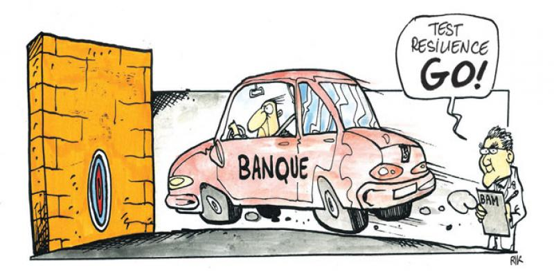 Stress tests: Les banques résistent au choc