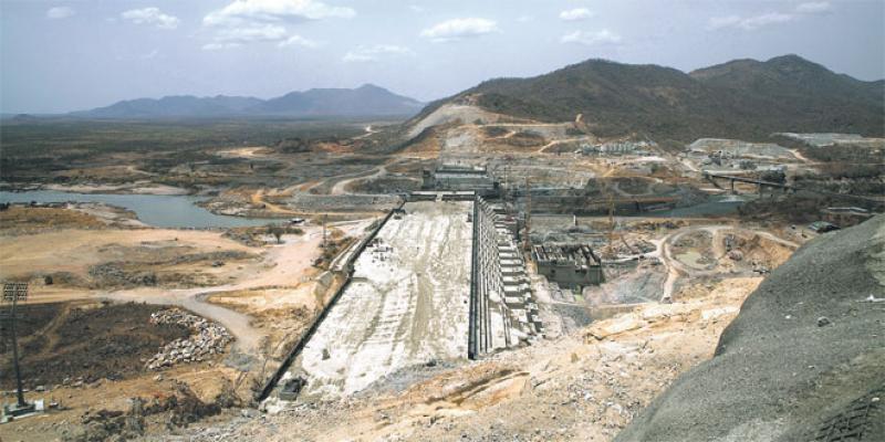 Le barrage de l'Ethiopie continue de diviser