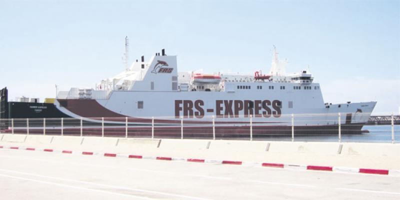 Maritime: De nouvelles lignes pour FRS