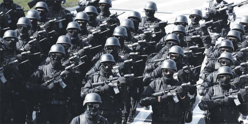 BCIJ: Le commando à la traque des terroristes
