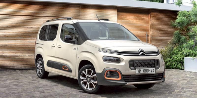 Berlingo: Citroën repense son ludospace