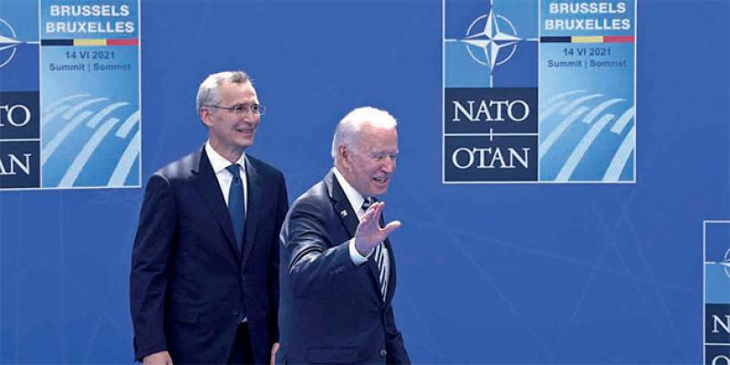 Sommets des retrouvailles: G7, Otan, UE, Russie… Biden poursuit sa tournée