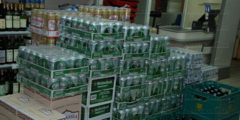 Boissons alcoolisées: Les bars «trinquent» toujours