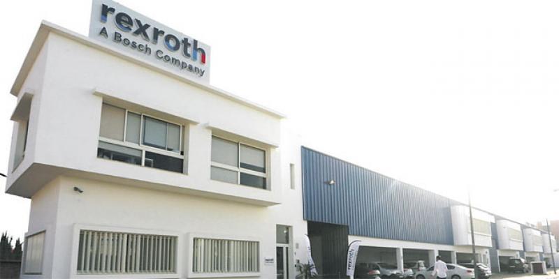 Bosch Rexroth parie sur le Maroc