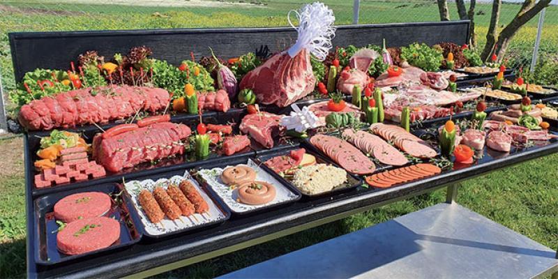 PME Régions - Valorisation de l'industrie de la viande: Dar L'Gzzar, boucherie développeur
