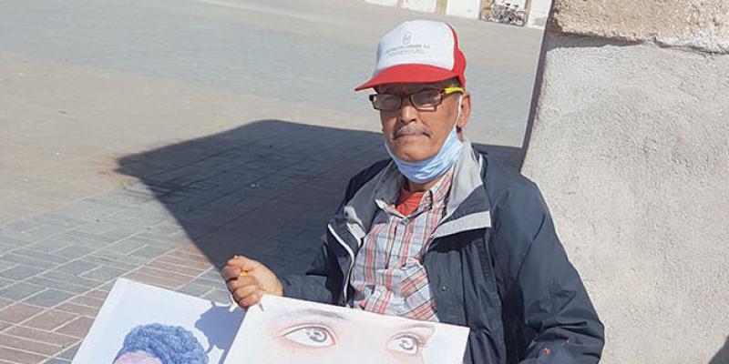Boudali, le peintre aux mille visages
