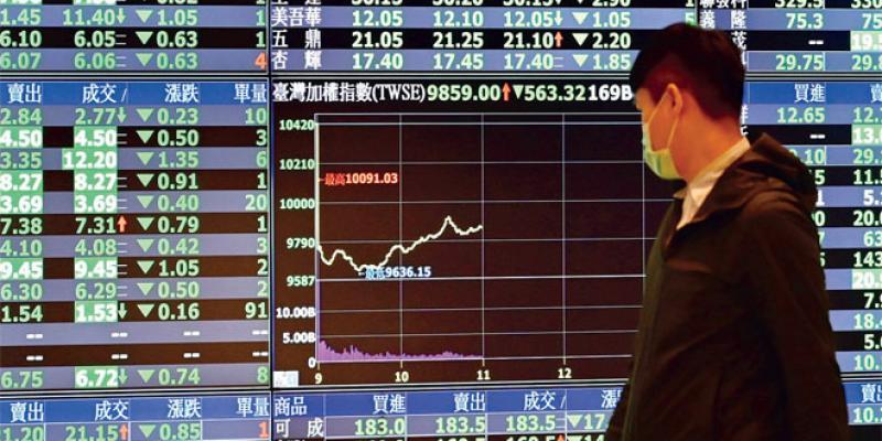 L'insolente croissance taïwanaise dans un monde grippé