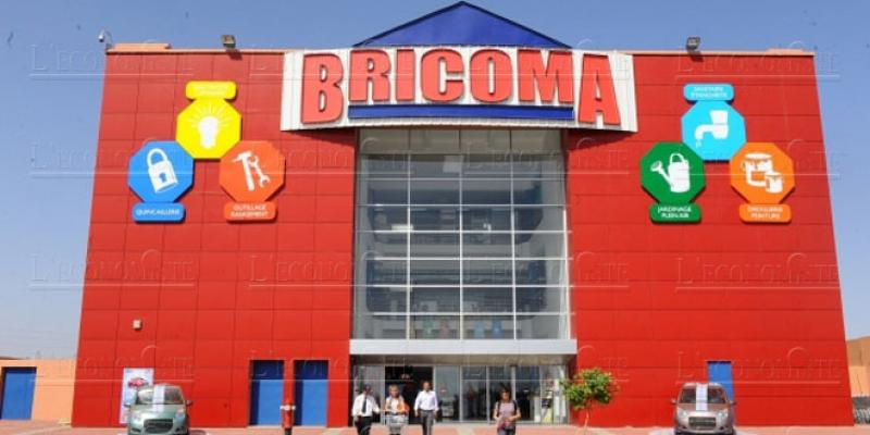 Bricoma étoffe son maillage