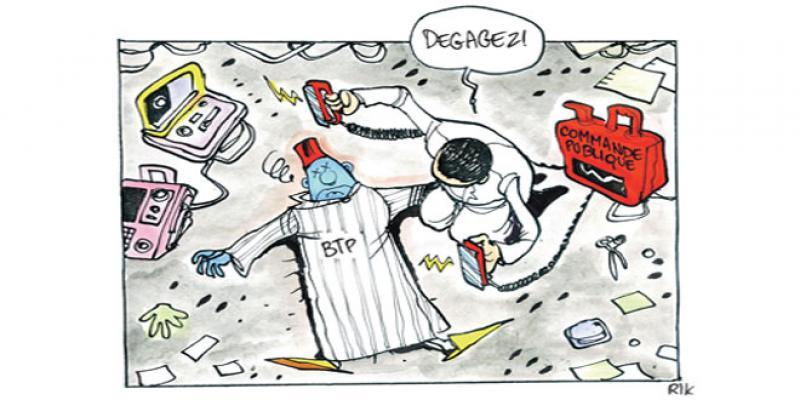 BTP: L'Etat rattrape son année blanche