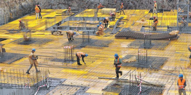 Quand la construction va, les matériaux se requinquent