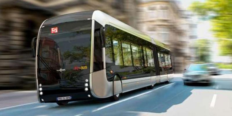 Les bus à haut niveau de service arrivent en 2021