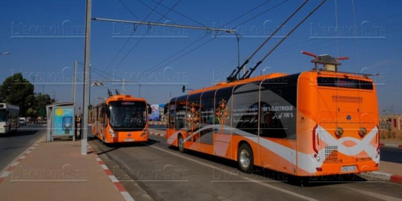 Marrakech manque d'argent pour ses bus électriques