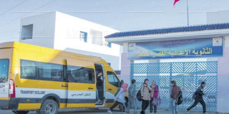 400 bus pour le transport scolaire