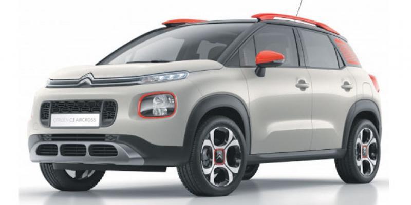 C3 Aircross: Un vent de fraîcheur sur les SUV