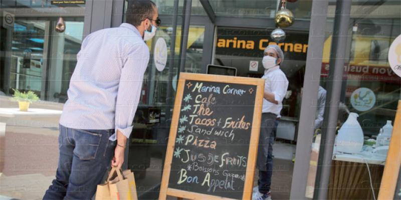 Cafés/restaurants: L'appel de détresse des professionnels