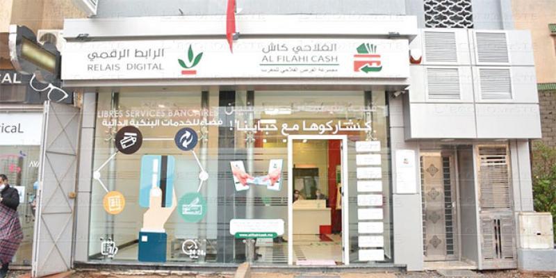 CAM lance la 1re agence de paiement digital