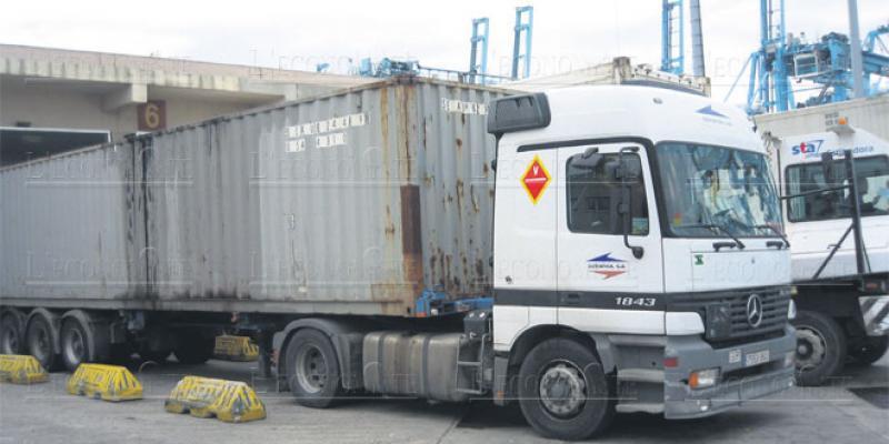 Détroit: Jusqu'à 30 heures d'attente au port d'Algésiras