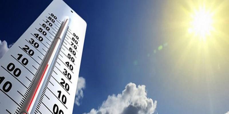 Météo: Jusqu'à 45 °C ce dimanche