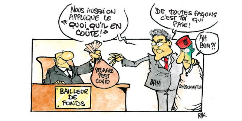 Inflation: BAM n'a pas les mêmes urgences