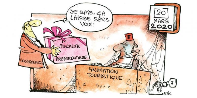 Fiscalité du tourisme: Les activités d'animation éligibles