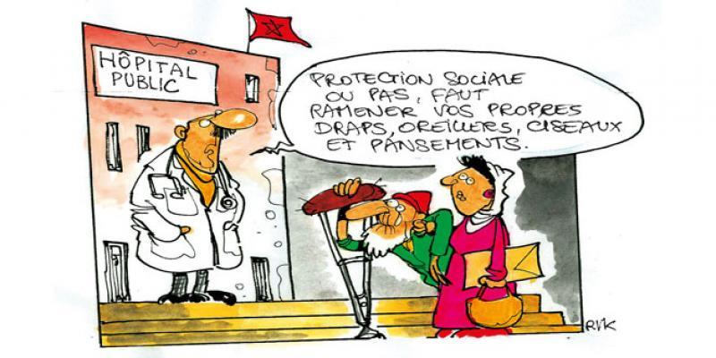 Protection sociale: Coup d'envoi du marathon parlementaire