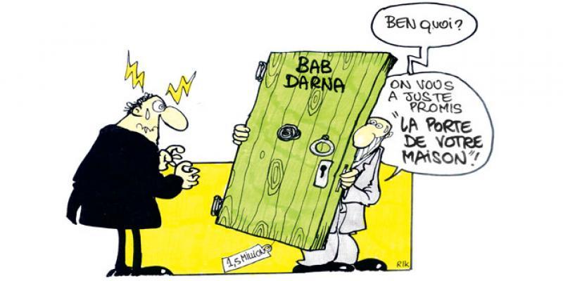 Affaire Bab Darna: Tromperie sur marchandise «très spéciale»?