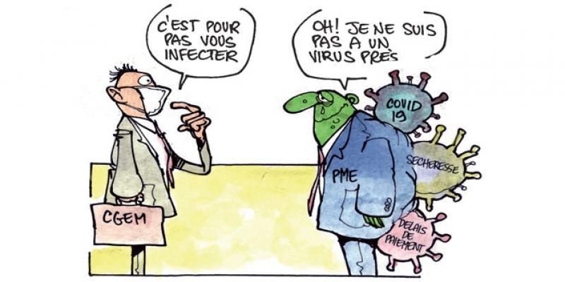 Coronavirus: La CGEM en mode vigilance