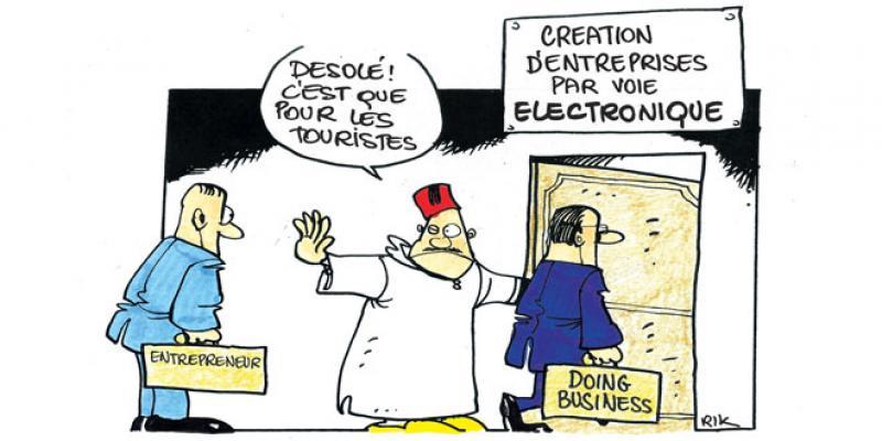 Création d'entreprises: Bagarre Industrie/Justice