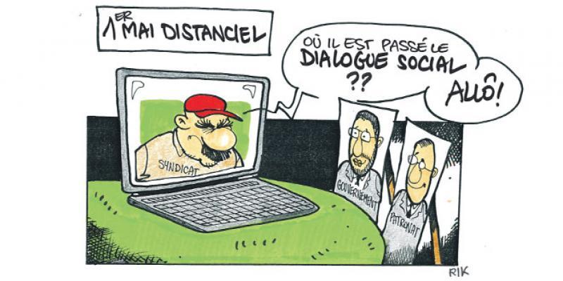 Fête du travail: Le dialogue social en panne