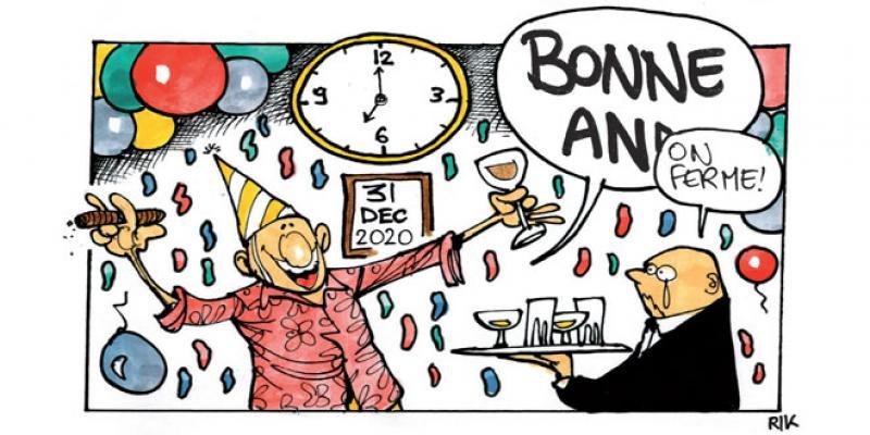 Nouvel An: Pas de fêtes pour le passage à 2021?