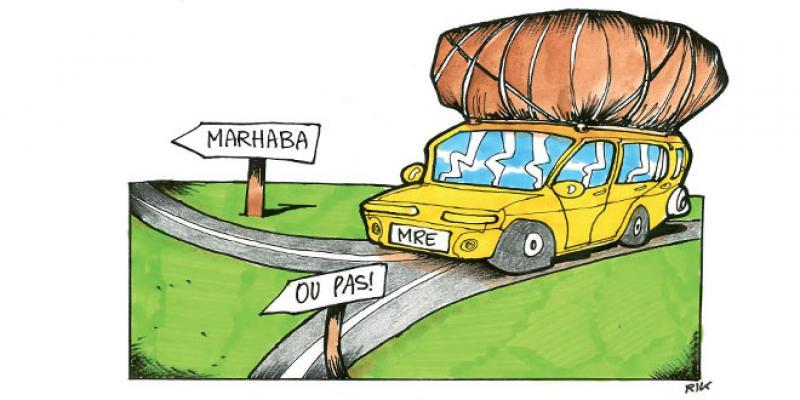 MRE: L'opération Marhaba à nouveau compromise?