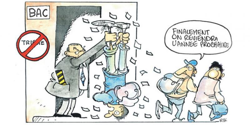 Examen du Bac: Gérer son stress, et celui de ses parents!