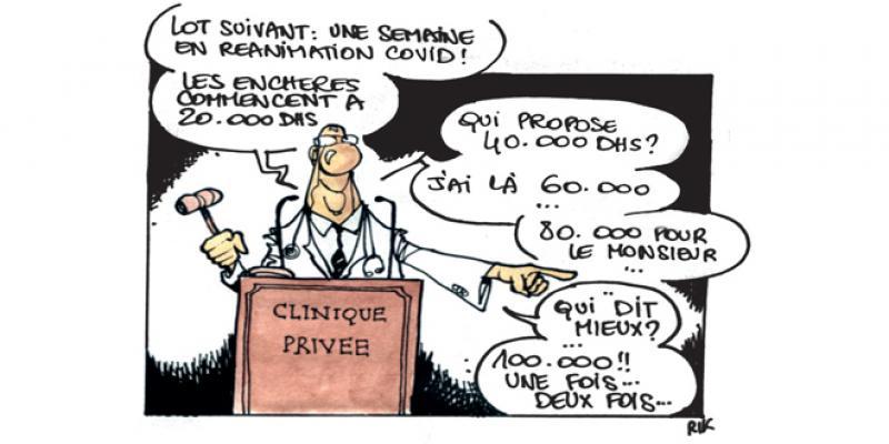 Prise en charge de la Covid-19: Une grille tarifaire pour mettre fin aux spéculations