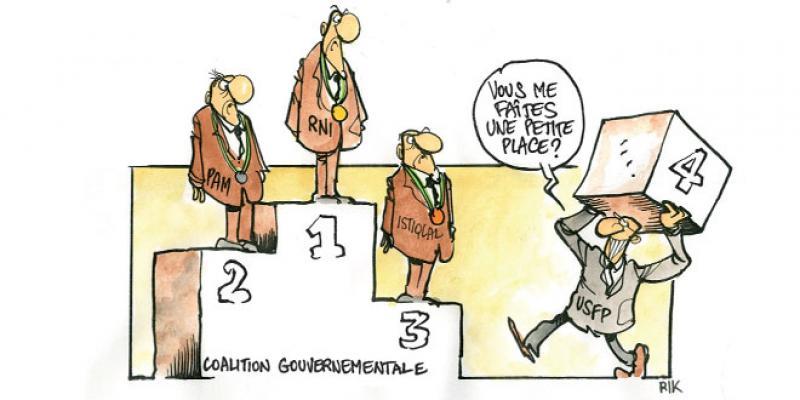 Coalition gouvernementale: L'annonce imminente
