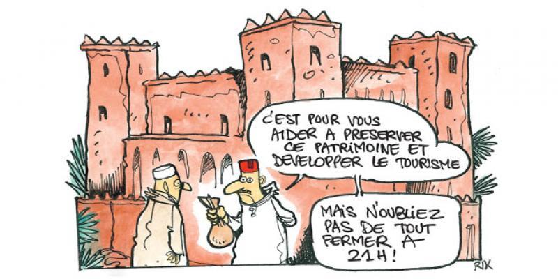 Ksour et kasbah: Une nouvelle stratégie en place