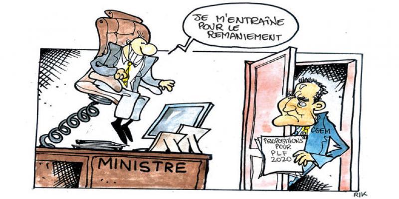 Impôts: La CGEM s'attaque à la cotisation minimale