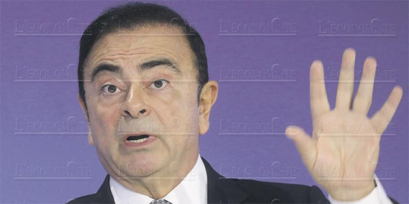 Carlos Ghosn met le turbo à Somaca