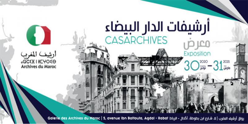 Art & Culture Week-End - Expo: Quand Casablanca se raconte