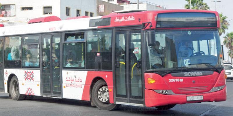 Casa-Bus: Le parc provisoire peine à assurer le service