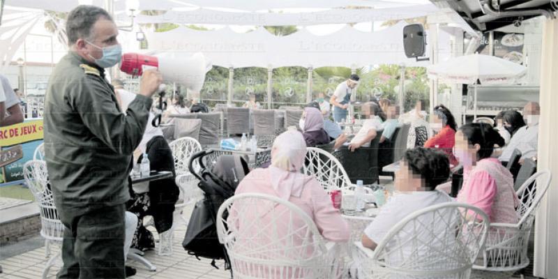 Casablanca: Cafouillage sur les récentes mesures anti-Covid