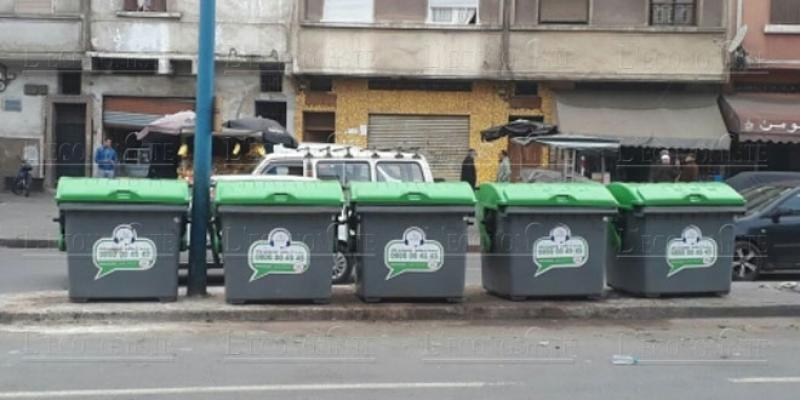 Ce que contient la poubelle des Casablancais?