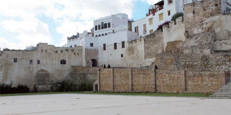 Tanger: La Médina se refait une beauté