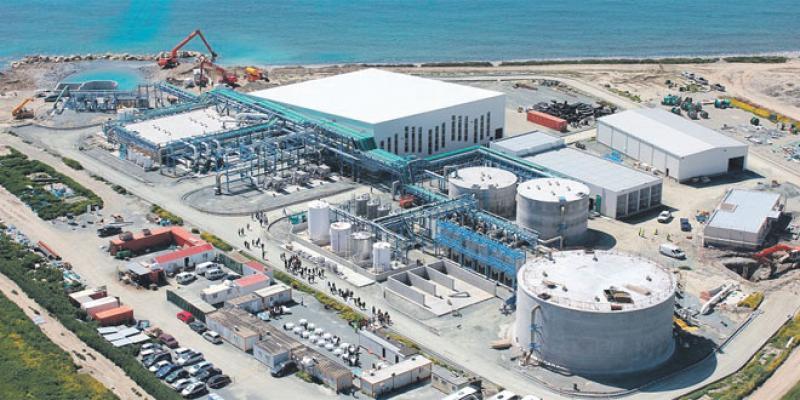 Casa-Settat: Les études lancées pour la future station de dessalement